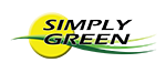 Simply Green Lawn Care logo